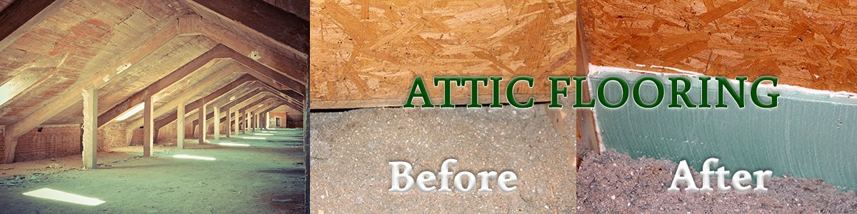 Attic & Ceiling Installation Installers