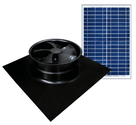 Gable Series Attic Fan