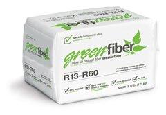 Greenfiber Insulation R13-R60